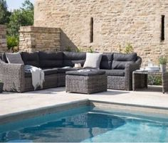 Garden Trading Lodsworth Garden Furniture Sofa Set
