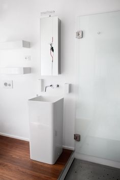 CasaF Detail bathroom Calaci&Bergher architetti