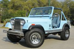 Perfect Summer Toy!!! 1983 CJ-7 http://www.selectjeeps.com/inventory/view/7572345?1983+Jeep+CJ+4WD+Wagon+CJ7+League+City+TX