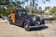 1948 Rolls-Royce Silver Wraith  Maintenance/restoration of old/vintage vehicles: the material for new cogs/casters/gears/pads could be cast polyamide which I (Cast polyamide) can produce. My contact: tatjana.alic@windowslive.com