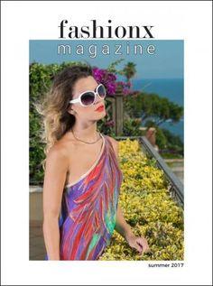 summer 2015 issue - fashionx magazine