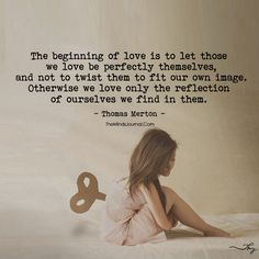 Our Love For The Reflection Which We Find In Them! - https://themindsjournal.com/love-reflection-find/