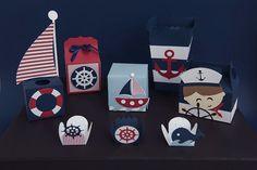 Scraps festa marinheiro @papelintte