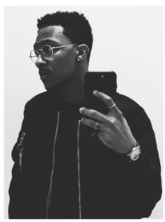 EJ from MB💕 Mindless Behavior, My Baby Daddy, Future Boyfriend, Bae, Ray Bans, Mens Sunglasses, Style, Fashion, Swag
