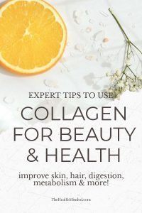Tap here for an expert's advice to use collagen for real results for smoother and wrinkle-free skin, thicker hair and stronger nails. Learn how collagen could improve your digestion, metabolism and immunity and relieve joint pain too! Healthy Living Tips, Healthy Tips, How To Stay Healthy, Healthy Food, Healthy Recipes, Ongles Plus Forts, Healthy Morning Routine, Morning Routines, Improve Metabolism