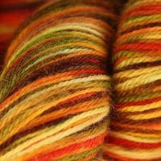 Autumnal yarn