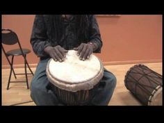 How to Play African Drums : Advanced Hand Exercises for Djembe Drumming