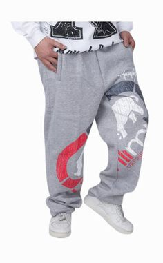 c5eb5fa4866 B-Boy Hip-hop Sports Pants