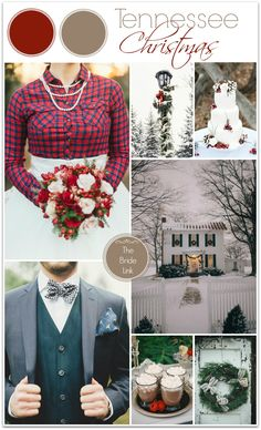 Christmas Wedding On Pinterest