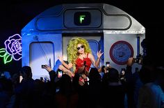 Lady Gaga to Take Over MTV After Treating 'Letterman' Audience to Roseland Show - Estrellas Del Mundo Roseland Ballroom, Logo Tv, Music Photo, Photos Of The Week, Lady Gaga, Mtv, New York City, March, Singer