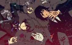 Ciel Phantomhive and Sebastian Michaels || Black Butler