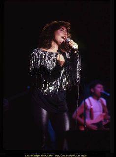 Laura 1984, Lake Tahoe, Caesars Hotel, Las Vegas.