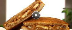 Lunchtip week 20: Peanutbutter and banana sandwich. Weer eens wat anders :).  Kijk ook eens op www.facebook.com/... en volg ons op Twitter @vivareselect