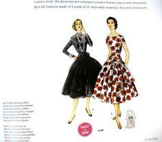 Sew Indigo: Grace Kelly was fashion thrifty