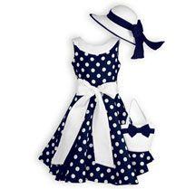 Classic Swing Dress