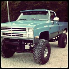 Love this truck!