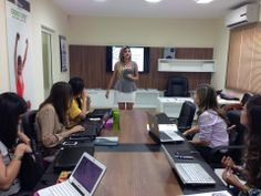 Training course on #Genodiet - your genes, your diet - at the branch office in Fortaleza #Brazil by the nutritionist Karla Pinheiro. www.dfmedica.it