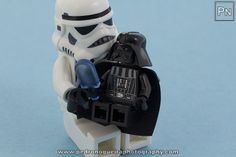 You may keep the ice cream ...but I'm not your father! My LEGO. Pedro Nogueira Photography.