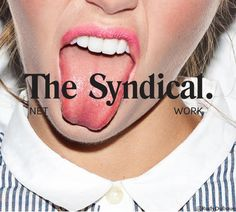"Check out this @Behance project: ""The Syndical."" https://www.behance.net/gallery/45895383/The-Syndical"