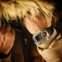 Winter is comming Men's Watches, Watches For Men, Winter Is Comming, Omega Watch, Fur, Lifestyle, Elegant, Accessories, Fashion