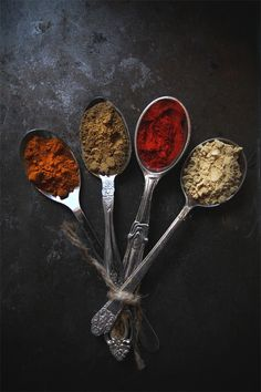 Spices With Benefits (health benefits obtained from ginger, turmeric, paprika, cumin, saffron) | Free People Blog