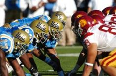 Attend a USC v UCLA football game(:  USC bit the dust last night 11-30-13.  Two years in a row now.