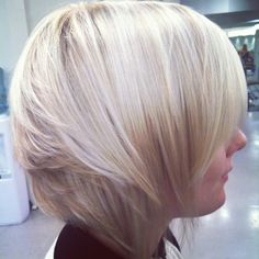 Hair by Alisha In Salon: Icy Blonde Highlights