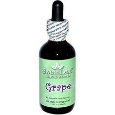 Sweetleaf Grape Flavor Liquid Stevia ( 1x2 0Z)