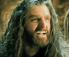 Erebor must have had one hell of a dental plan. Look at those puppies! God damn, they're absolutely blinding.