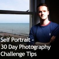 Self Portrait -- 30 Day Photography Challenge...