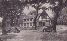 Viborg Billeder- Luftfotos, seværdigheder billeder af byrådet mv. Viborg, Cabin, House Styles, Cabins, Cottage, Wooden Houses