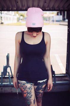 #tattooed #tattooedgirls #tattoosforgirls #alternativegirls