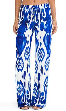 Karina Grimaldi Maui Wide Leg Pants in Calico | REVOLVE
