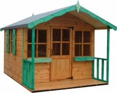 Garden Sheds | Summer Houses | Kids Playhouses | Wooden Garden Buildings | UK Delivery