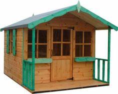 Garden Sheds | Summer Houses | Kids Playhouses | Wooden Garden Buildings | UK Delivery
