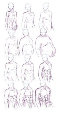 Pencil Portrait Mastery - Verschiedene Anatomie und Umfänge - Discover The Secr. - Pencil Portrait Mastery – Verschiedene Anatomie und Umfänge – Discover The Secrets Of Drawing - Anatomy Sketches, Anatomy Art, Drawing Sketches, Sketching, Pencil Drawings, Body Anatomy, Drawings Of Men, Anatomy Study, Sketch Art