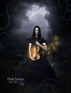 Dark Sonata by MelieMelusine on DeviantArt