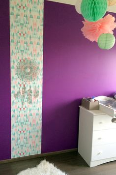 nursery paper lanterns des lampions dans la chambre de b b marius sous le lampion. Black Bedroom Furniture Sets. Home Design Ideas