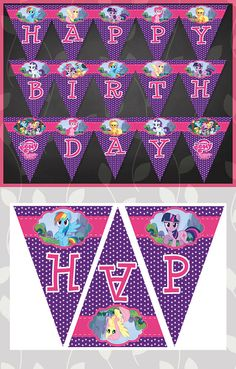 Free, My Little Pony Birthday Banner Purple Dots // by ApothecaryTables printable coloring book pages, connect the dot pages and color by numbers pages for kids. My Little Pony Birthday Party, Birthday Parties, Cumple My Little Pony, Barbie Coloring, Cartoon Coloring Pages, Party Time, Hello Kitty, Birthdays, Banner