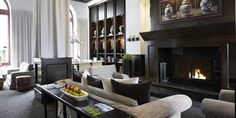 Le Germain Hotel in Quebec city for elegance, comfort and quality