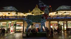 Covent Garden Christmas Lights Switch On - Things to Do - visitlondon.com