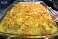 Best Make Ahead Potato Breakfast Casserole   RecipeLion.com