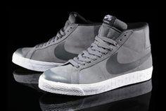 "Image of Nike SB Blazer Premium SE ""Cool Grey"""
