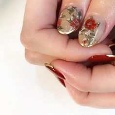 Simple Nail Art Designs That You Can Do Yourself – Your Beautiful Nails Cute Nails, Pretty Nails, Hair And Nails, My Nails, Nail Art Designs, Nail Art Flowers Designs, Design Art, Beautiful Nail Designs, Perfect Nails