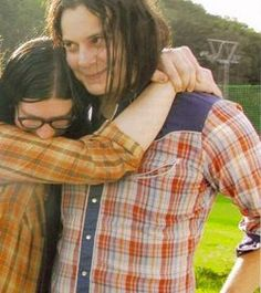 Jack White and Jack Lawrence adorable best friends...