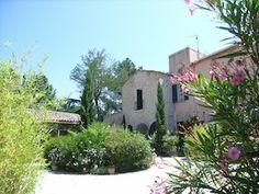 Vakantiehuis Le Microcoulier - Tourbes - Hérault Zuid Frankrijk - Zwembad gedeeld