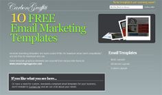 Email Template Design for Email Marketing
