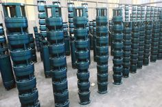 Deep well submersible pump accessories