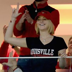 Pin for Later: Jennifer Lawrence's Basketball Spirit Might Make You Love Her Even More