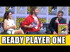 READY PLAYER ONE Comic Con Panel News & Highlights - YouTube